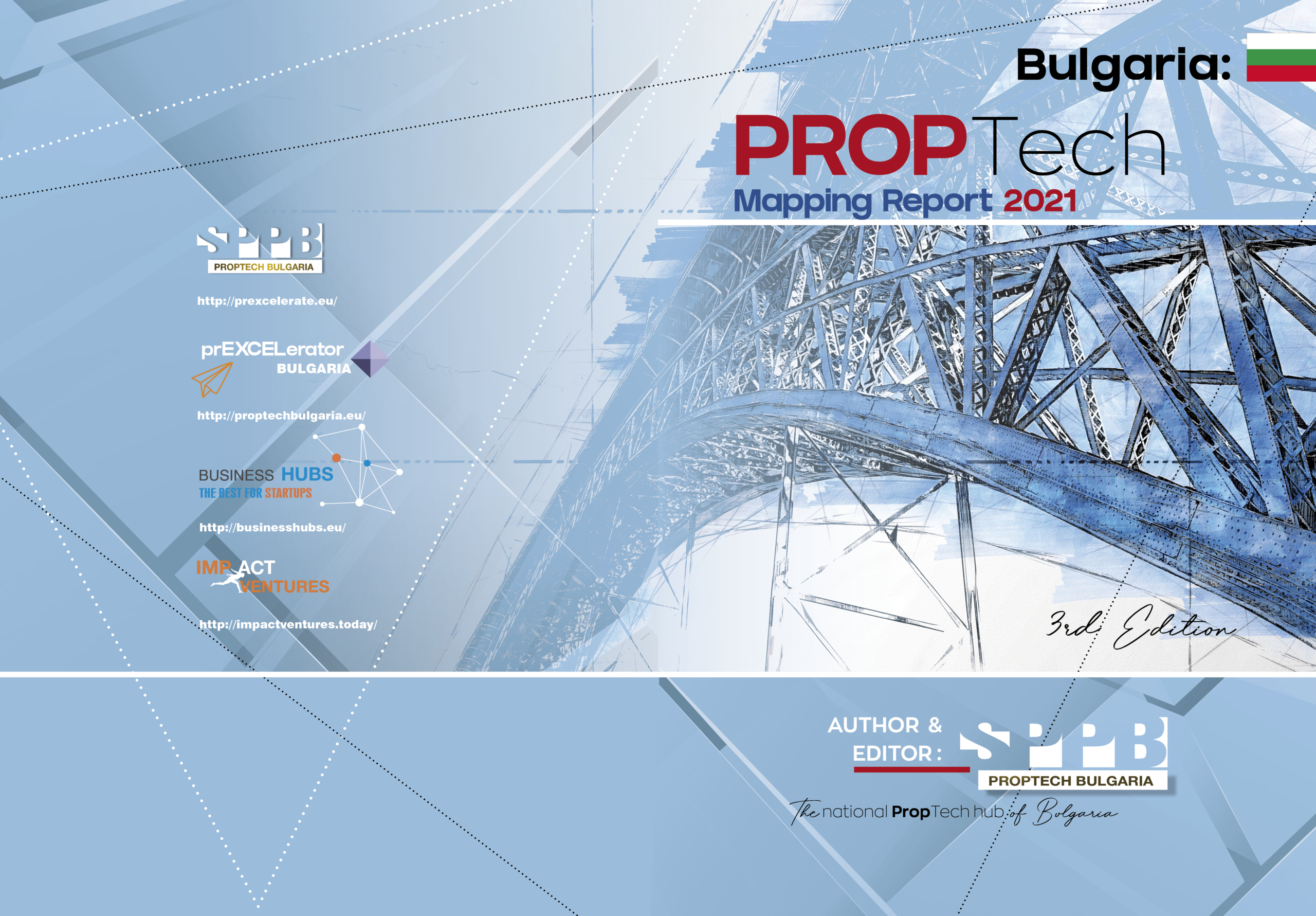 Press release | 3rd edition of BULGARIA: PropTech Mapping Report 2021